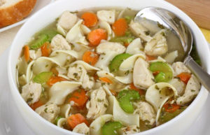 Country CrockPot Chicken Noodle Soup