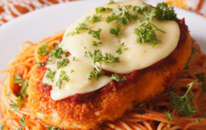 Country Chicken Parmesan Recipe