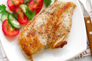 Country Baked Chicken Breast Recipe