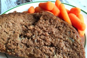 Country Buttermilk Meatloaf Recipe