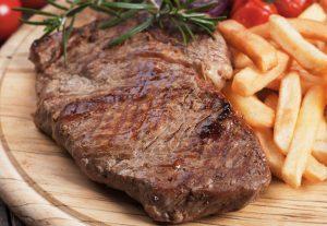 Perfect Oven Steak Recipe