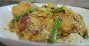 Chinese Curry Chicken Recipe
