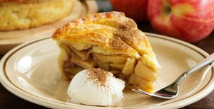 Country Brown Bag Apple Pie