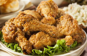 Country Oven Fried Chicken