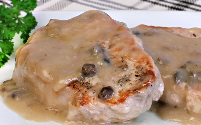 how to cook thick boneless pork chops