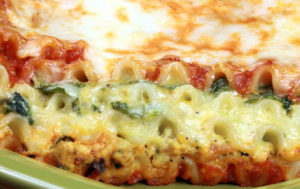 Country Spinach Lasagna