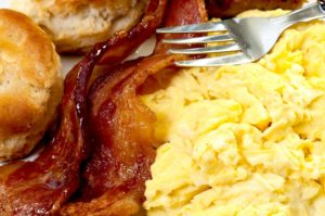 Country Buttermilk Scrambled Eggs