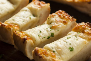Country Cheesy Garlic Bread