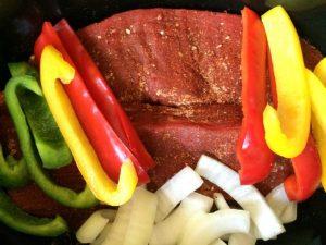 steak and vegatables