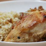 hungarian chicken with rice