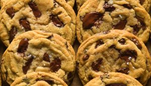 Choc Chip Cookie Recipe with Whiskey
