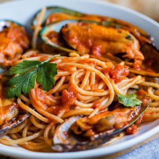 Spaghetti Marinara Sauce