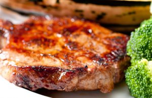 country baked pork chops