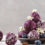 Blueberry Energy Balls
