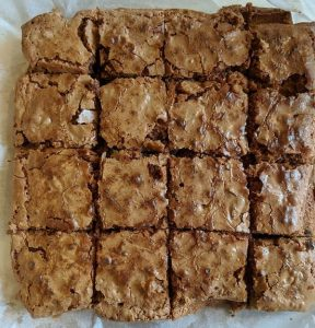 Nutty Brownies