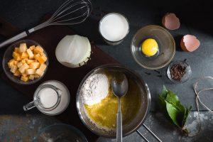 Cheesy Mornay Sauce Recipe