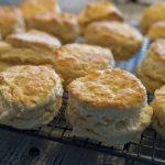 Scone biscuits