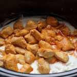 Buffalo Chicken Crockpot