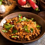 Savory Beans and Salt Pork recipe