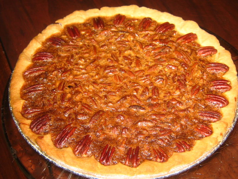 Southern Pecan Pie - Whole