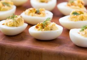 Southern-Style Deviled Eggs